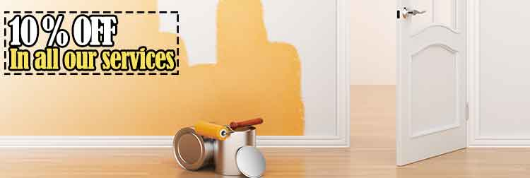 Interior Painting in Prosper TX | Call us now: (214) 761-6779